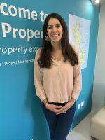 Owner Melanie Galatis of MV Properties Ithaca Greece