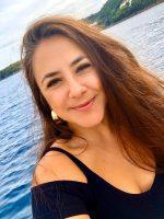 Executive Assistant Alexia Sfetsios of MV Properties Ithaca Greece