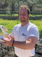 Co-owner Vasilis Galatis of MV Properties Ithaca Greece