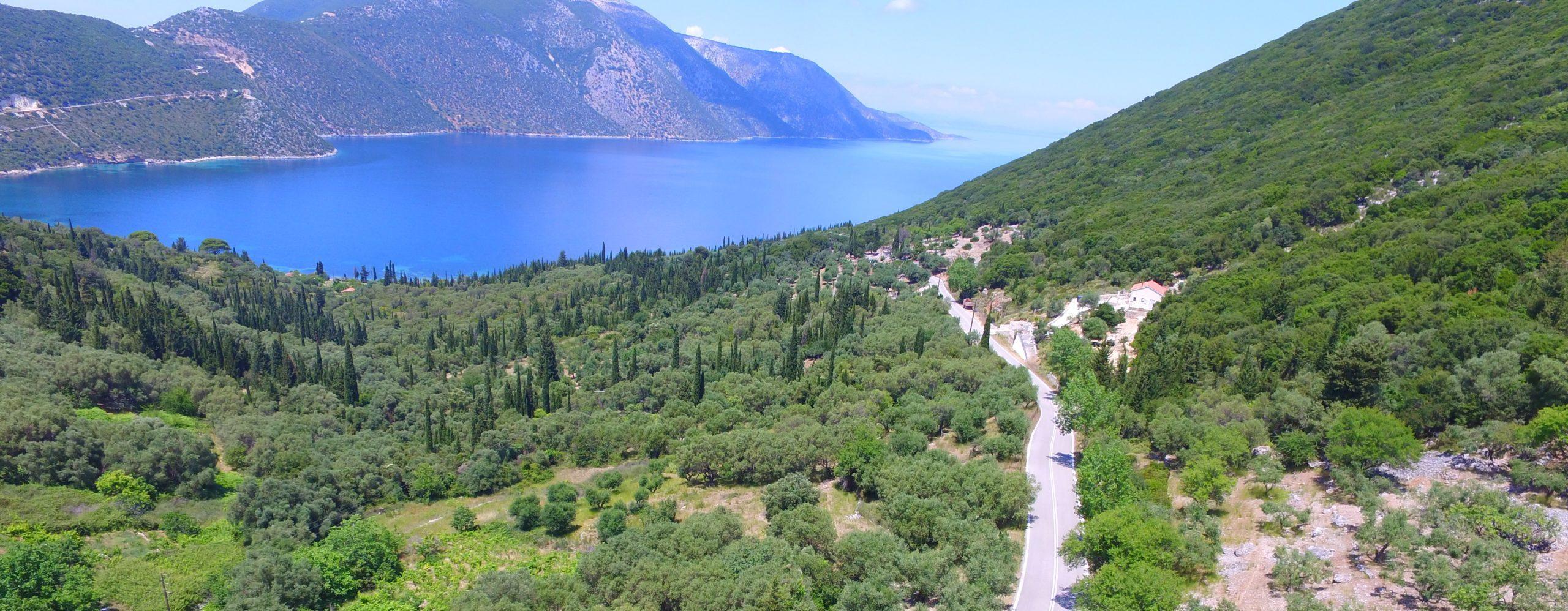 MV Properties real estate Ithaca greece