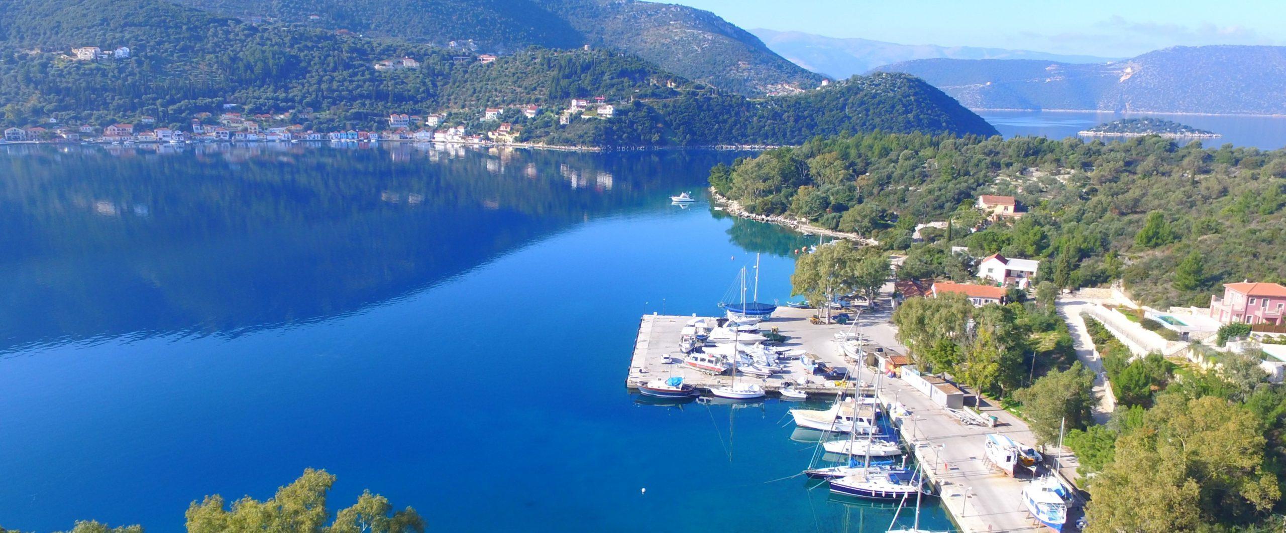 MV Properties, Ithaca Greece real estate, Vathi bay