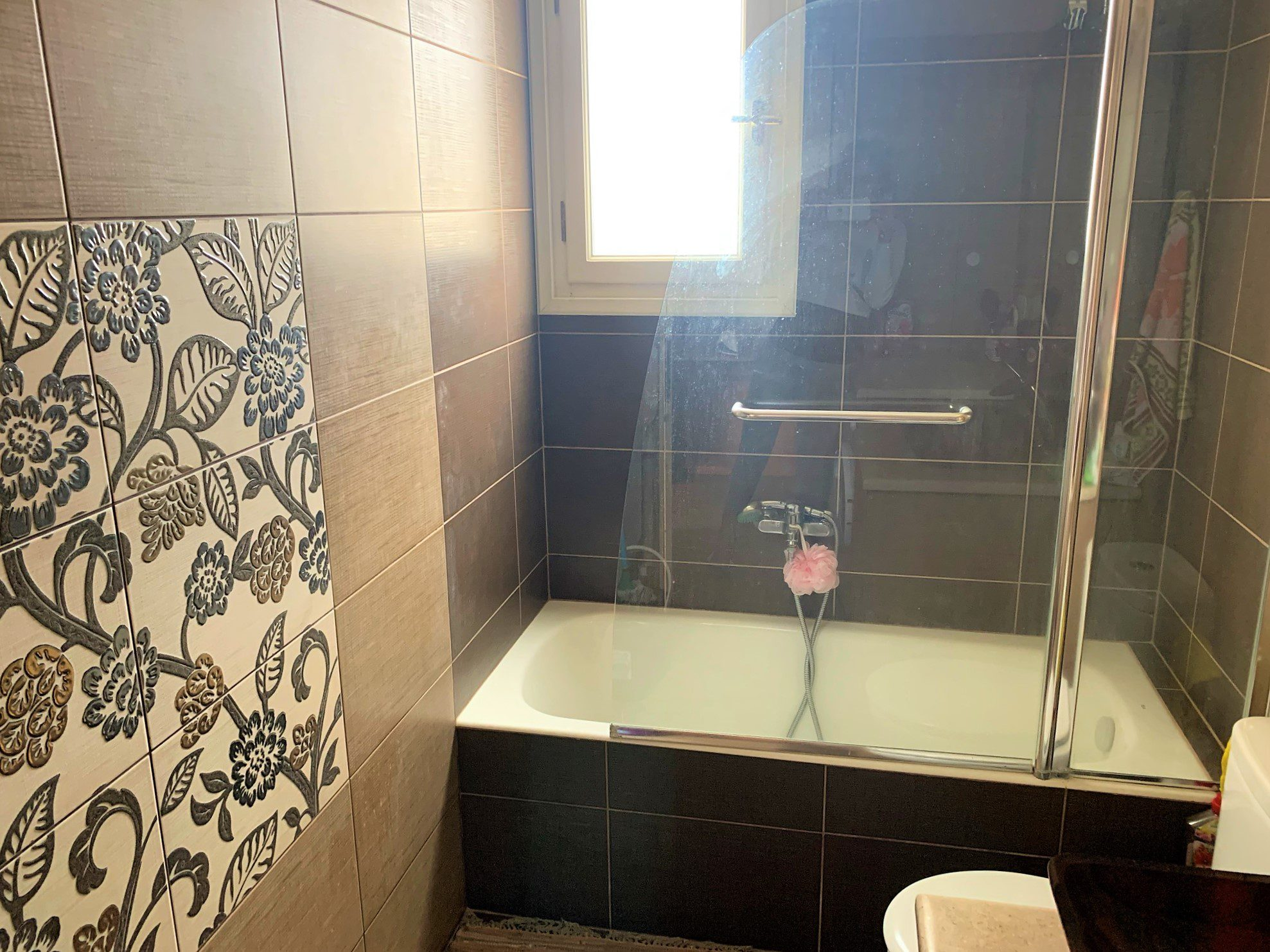 Interior bathroom of house for sale in Ithaca Greece, Perachori